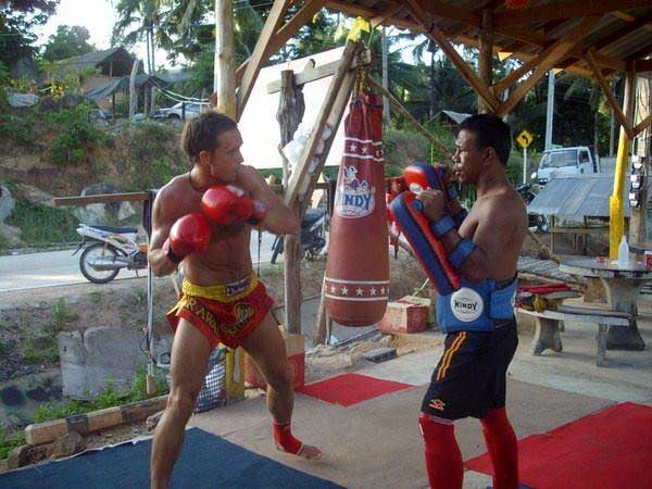 Muay Thai Aurimas