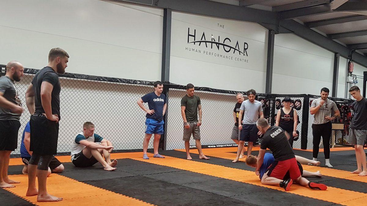 Beginners MMA