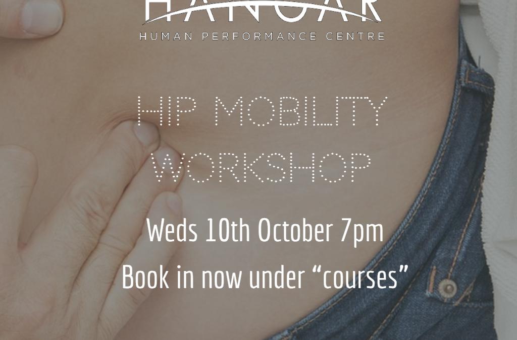 Hip Mobility Workshop