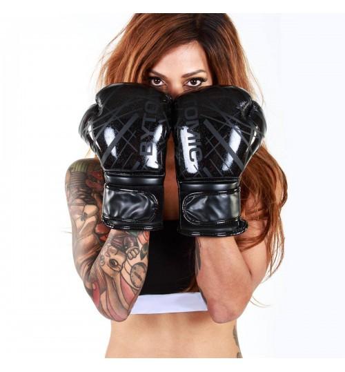 Bytomic Ladies Sparkle Gloves 10oz