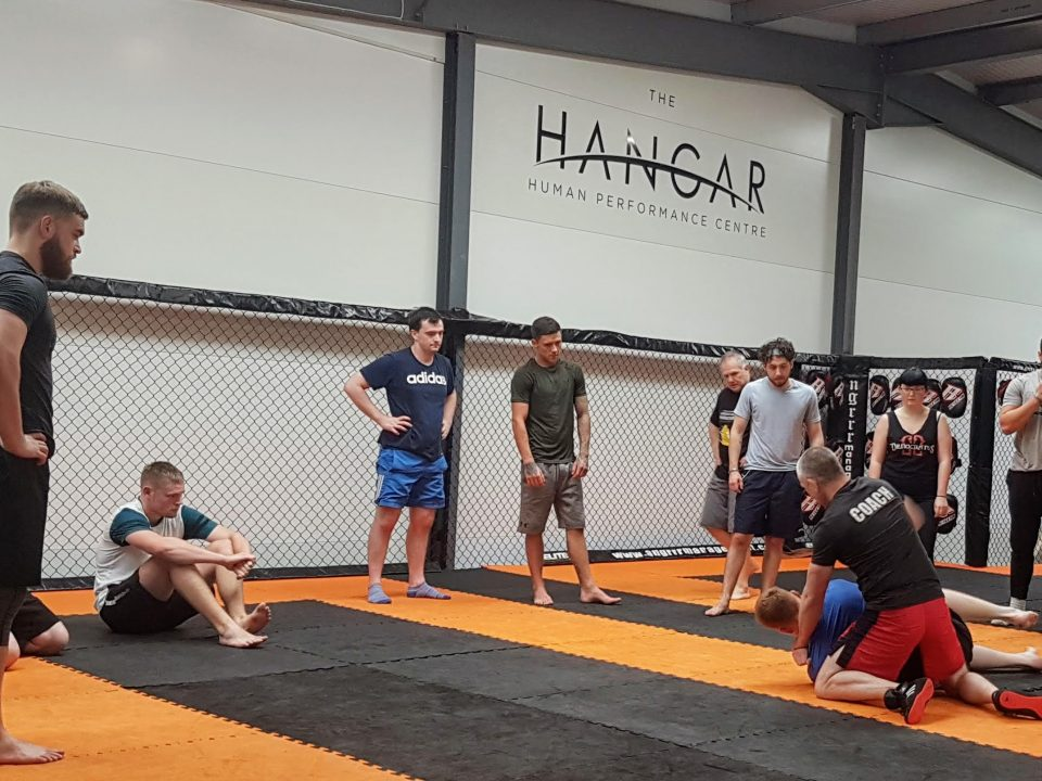Beginners MMA Course at The Hangar