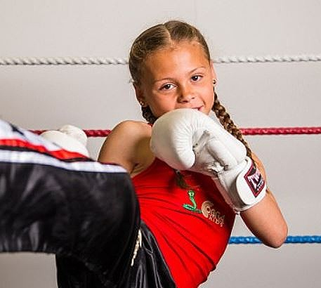 Kids Kickboxing Classes Cardiff