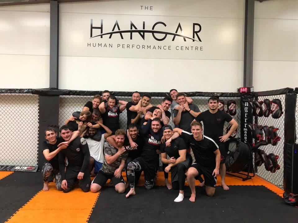 MMA Team Cardiff