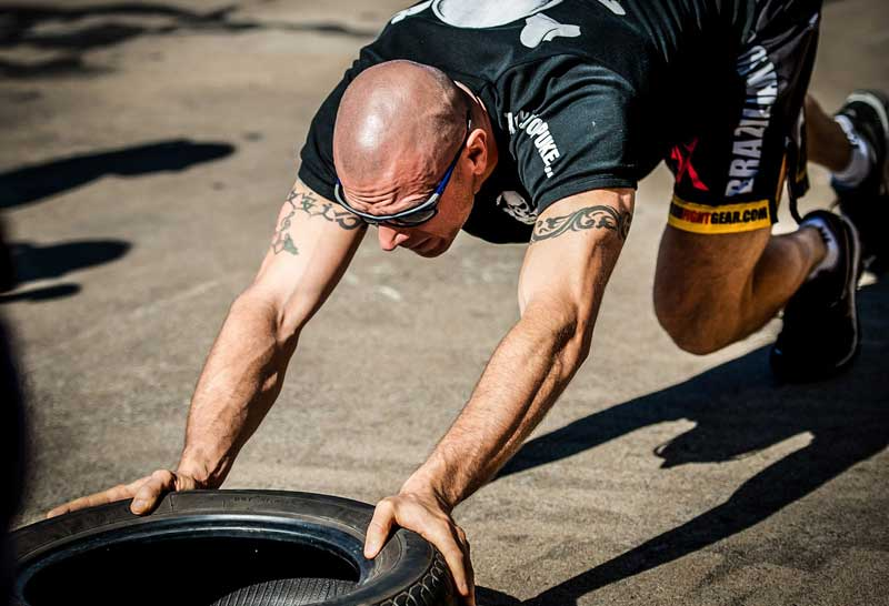 Tyre Training