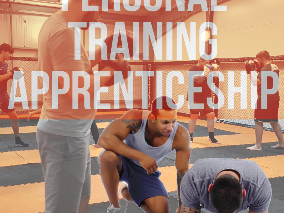 Personal Training Apprenticeship