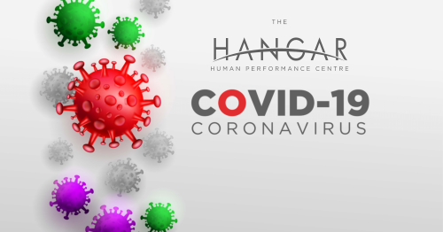 Hangar Coronavirus Prevention