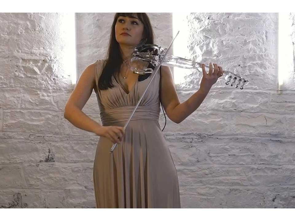 Ruth Potts, Violinist