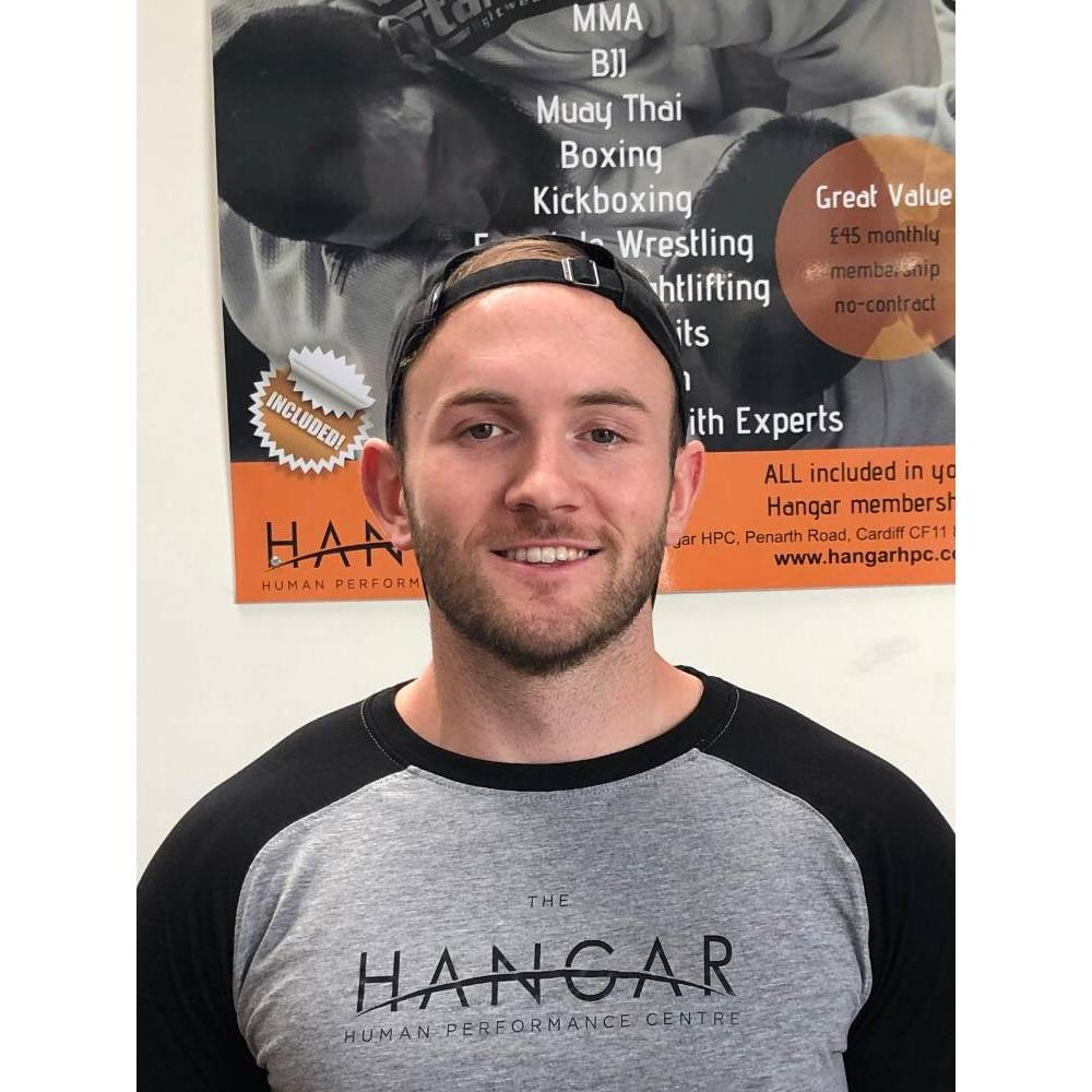 Cole Barry, Strength & Conditioning