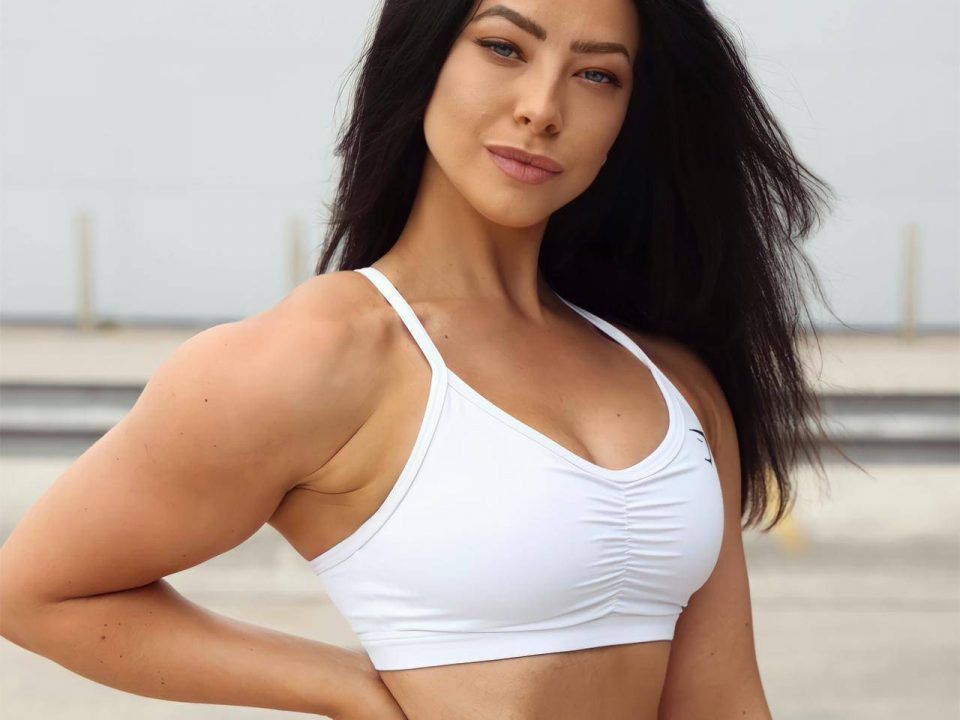 Leah Rogers Personal Trainer